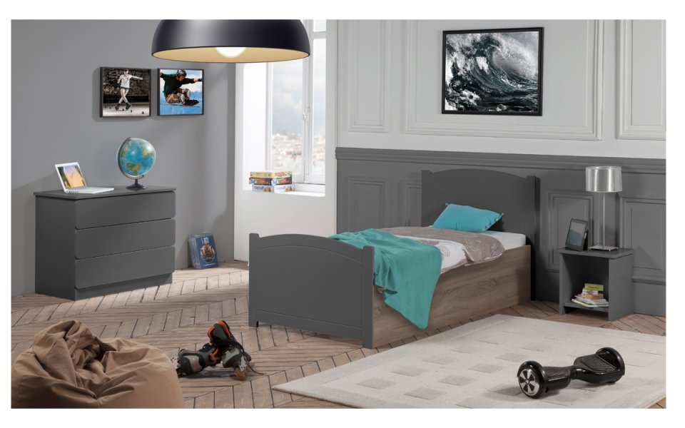 etag res murales pour chambre b b et enfant. Black Bedroom Furniture Sets. Home Design Ideas