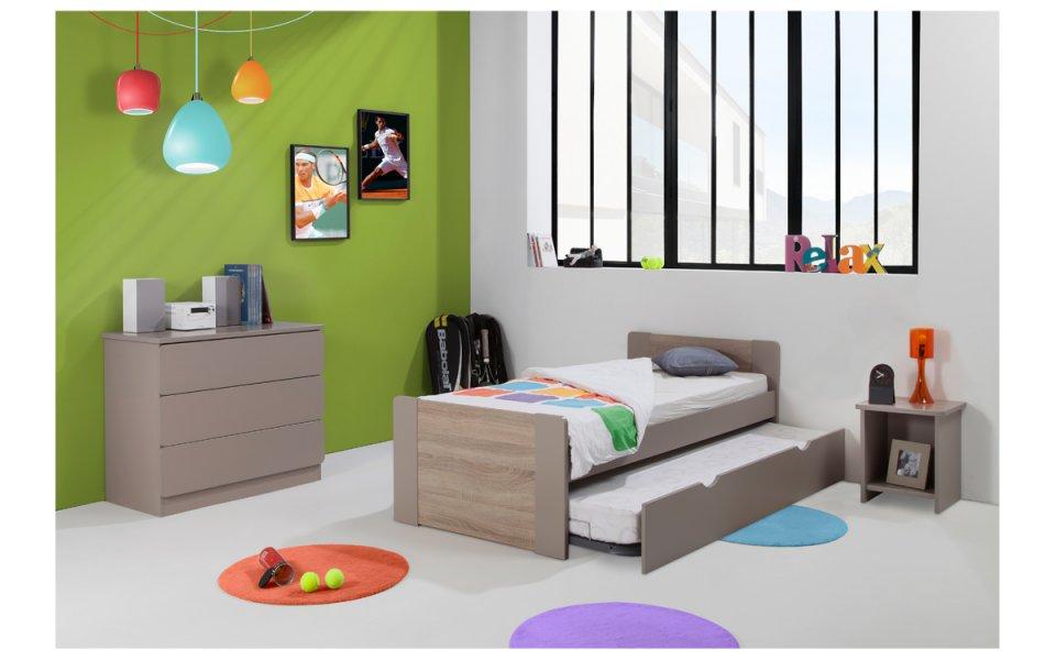 Chambre b b blanc chambre enfant mobilier blanc for Mobilier chambre blanc