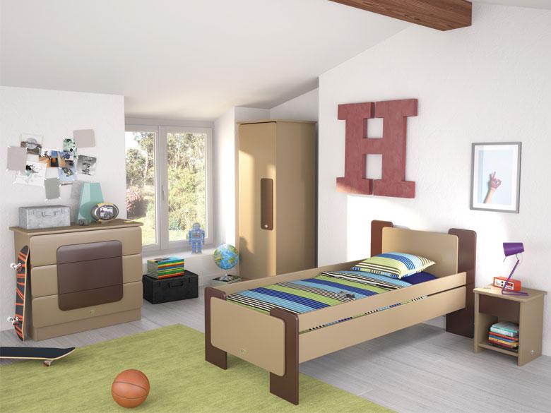 Chambre Enfant Moderne. Chambre Enfant Complte Avec Tiroir Ebene ...