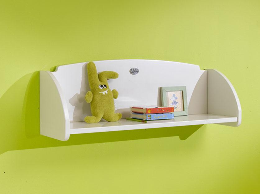 etag re murale blanche. Black Bedroom Furniture Sets. Home Design Ideas